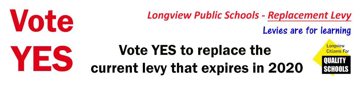 Vote Yes for Longview Schools
